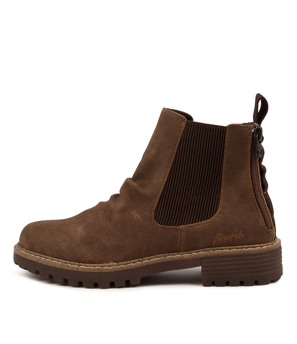 Buy Blowfish Redsen Bw Whiskey Ankle Boots online with free shipping
