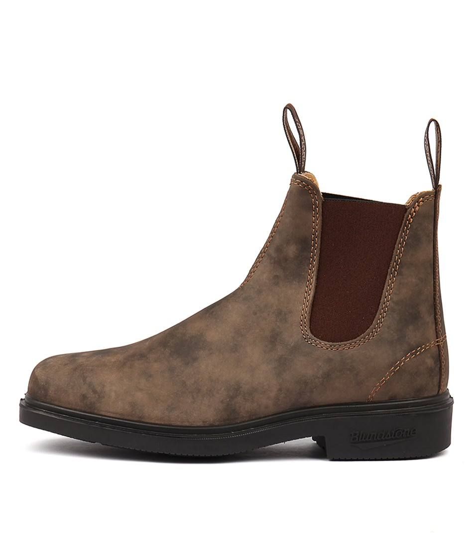 Blundstone 1306 Rustic Brown Ankle Boots