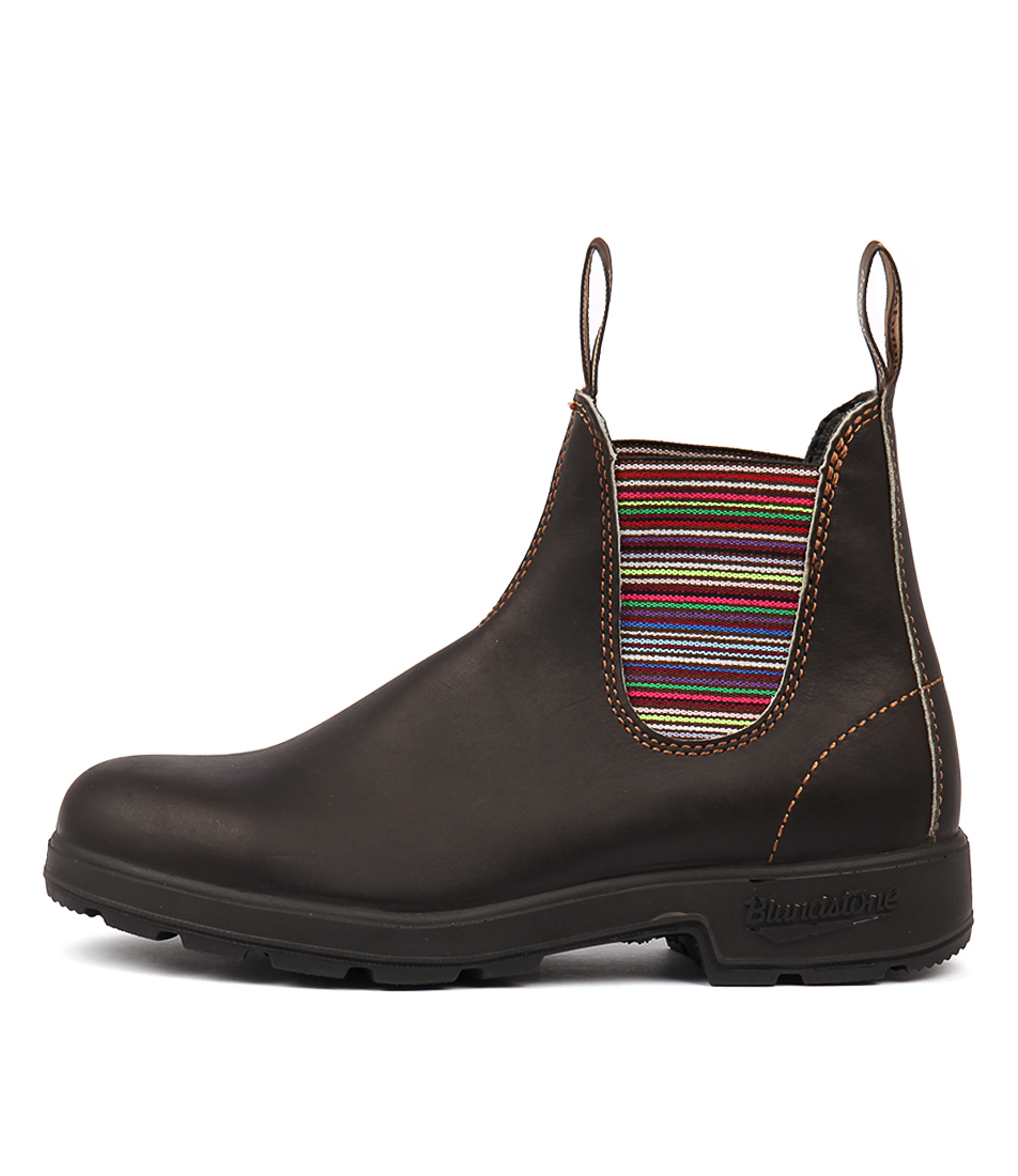 Blundstone 1409 Womens Boot Brown Ankle Boots