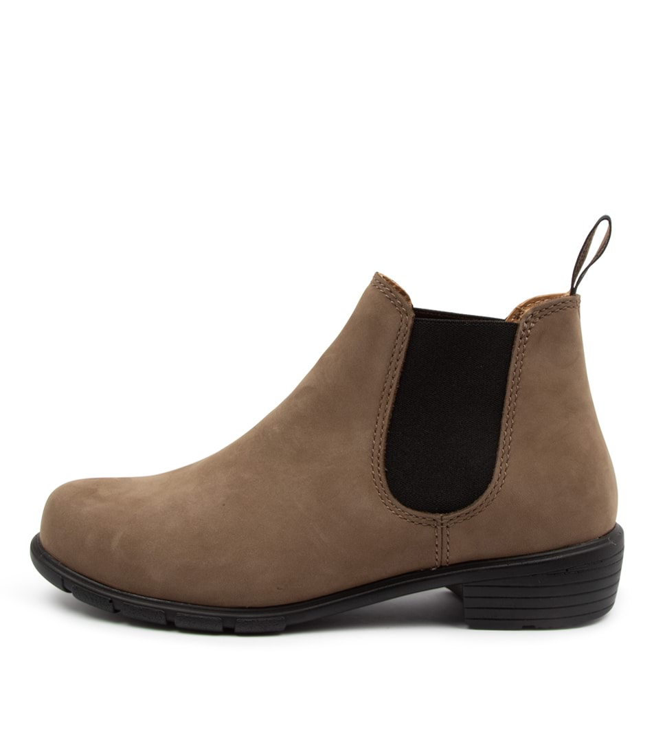 Buy Blundstone 1974 Bz Stone Ankle Boots online with free shipping