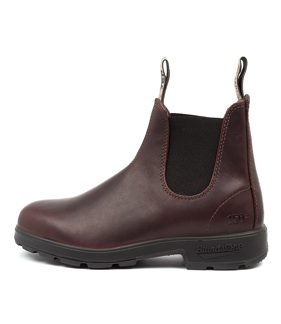 Buy Blundstone 150 Bz Auburn Ankle Boots online with free shipping