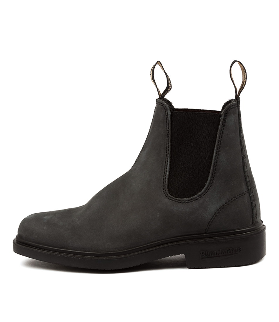 Buy Blundstone 1308 Womens Boot Bz Rustic Black Ankle Boots online with free shipping