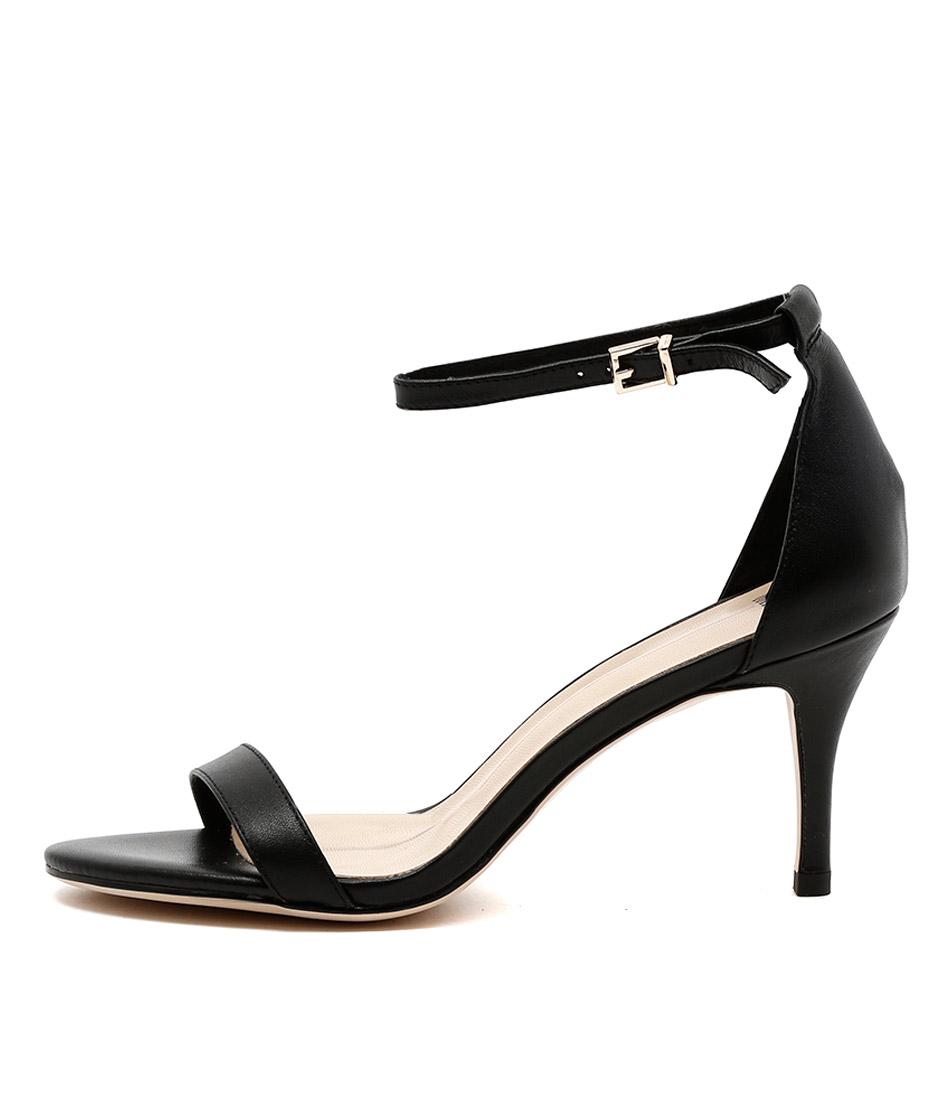 Mollini Carrol Black Heeled Sandals