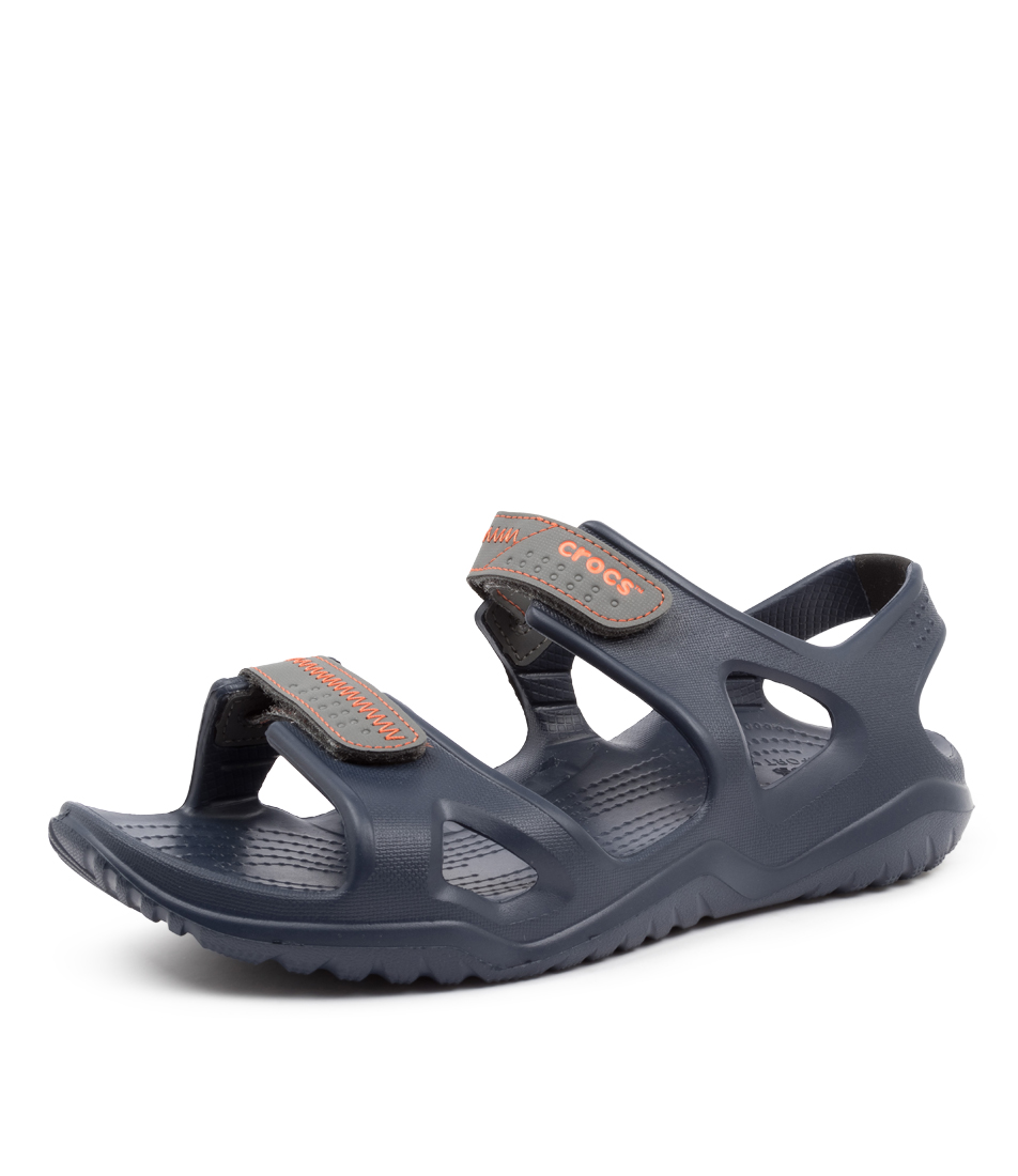 thumbnail 12 - New Crocs Swiftwater Sandal Men's Mens Shoes Casual Sandals Sandals Flat