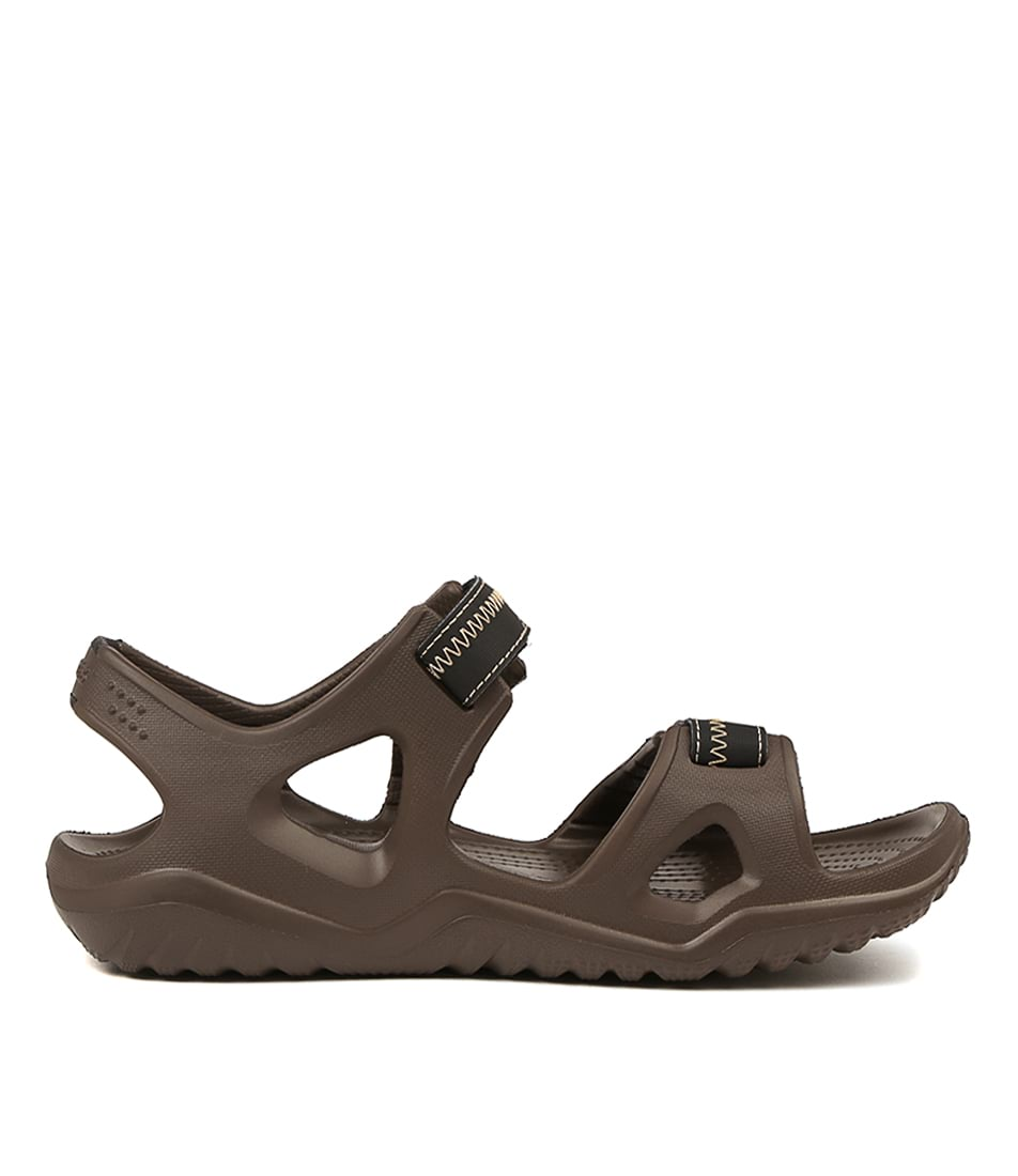 thumbnail 9 - New Crocs Swiftwater Sandal Men's Mens Shoes Casual Sandals Sandals Flat