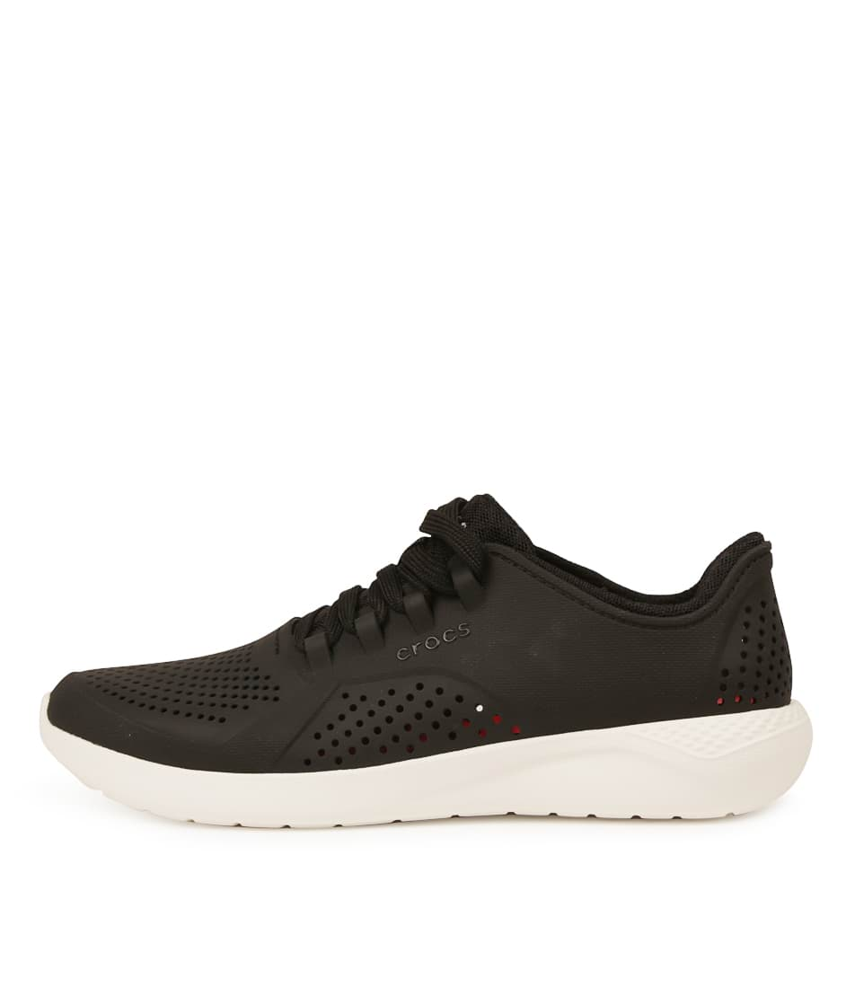 Buy Crocs Literide Pacer W Black Sneakers online with free shipping