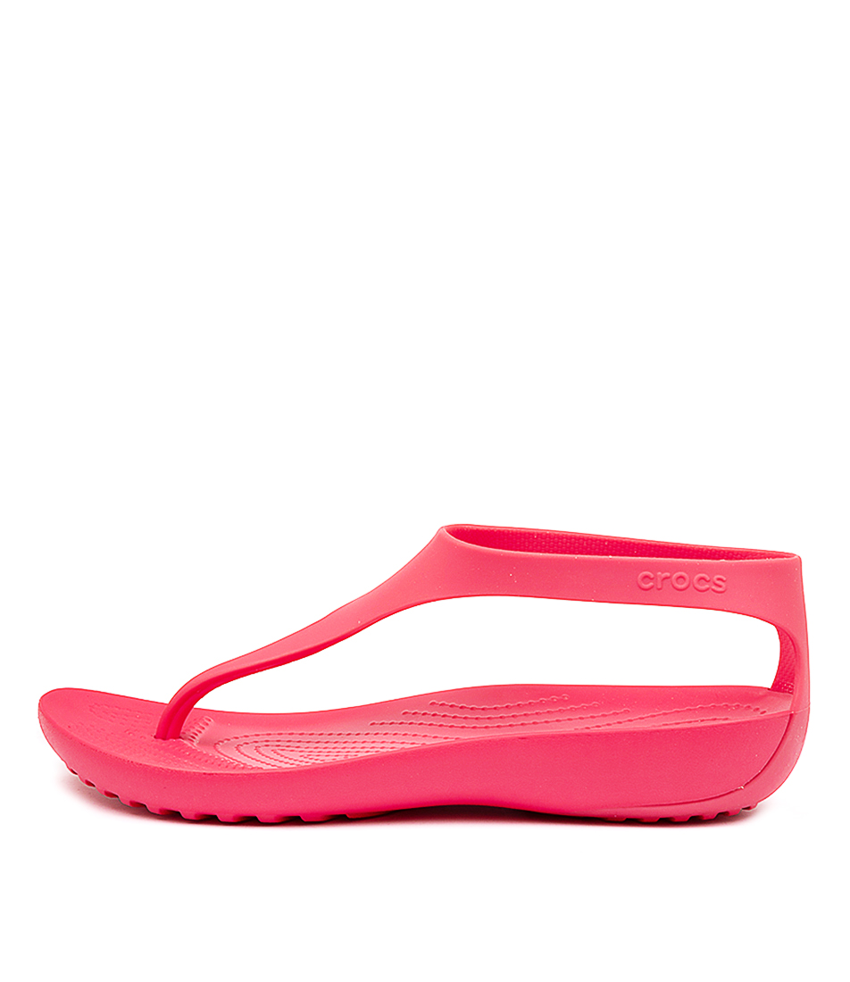Buy Crocs Serena Flip W Poppy Sandals online with free shipping