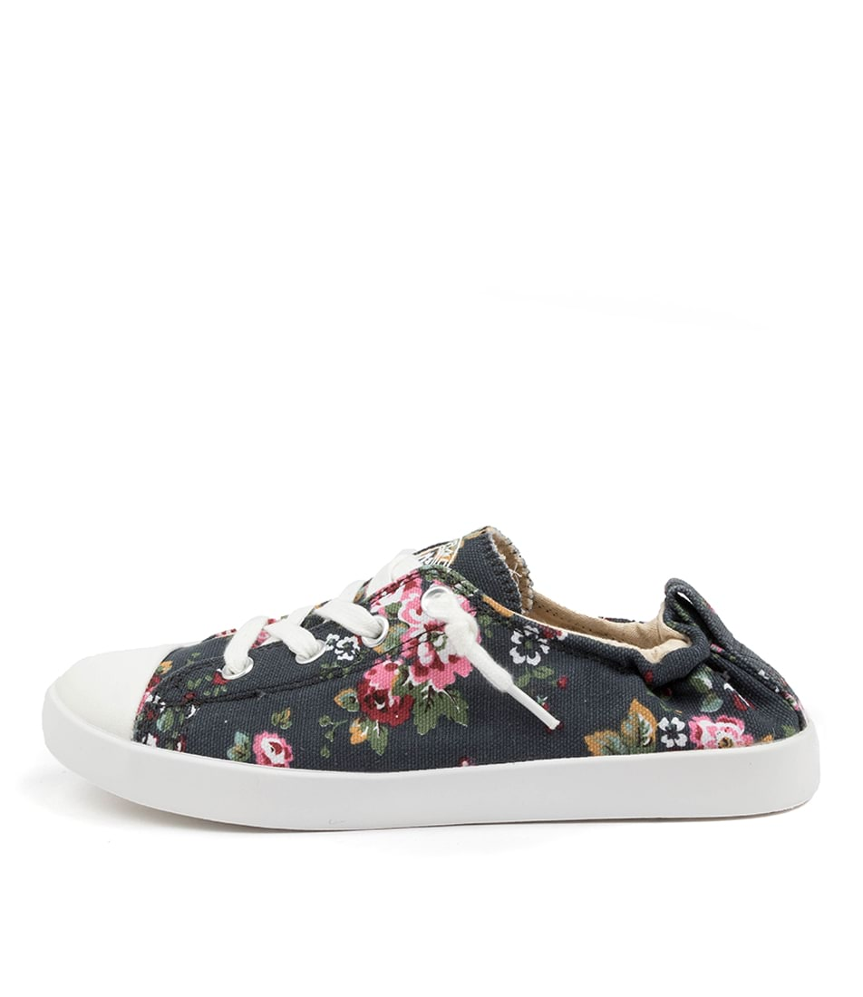 Buy Colorado Empory Grey Floral Sneakers online with free shipping