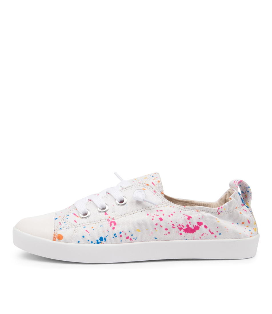 Buy Colorado Empory White Splash Sneakers online with free shipping