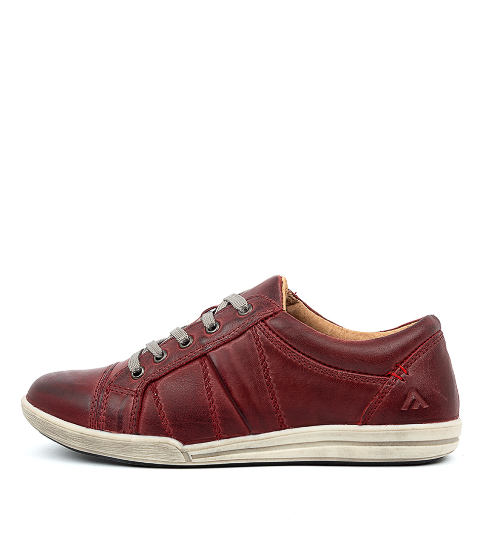 Buy Colorado Midtown Burgundy Sneakers online with free shipping