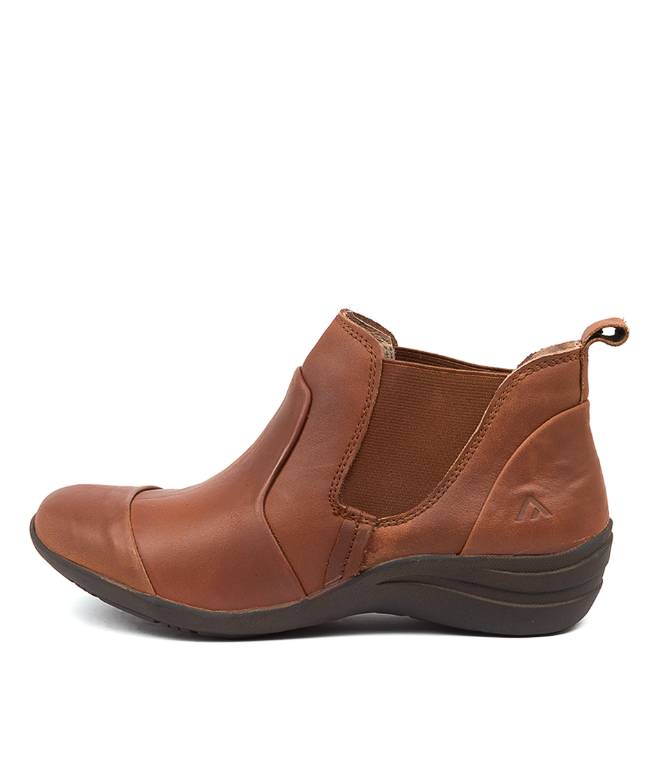 Buy Colorado Beauty Cf Dk Tan Ankle Boots online with free shipping