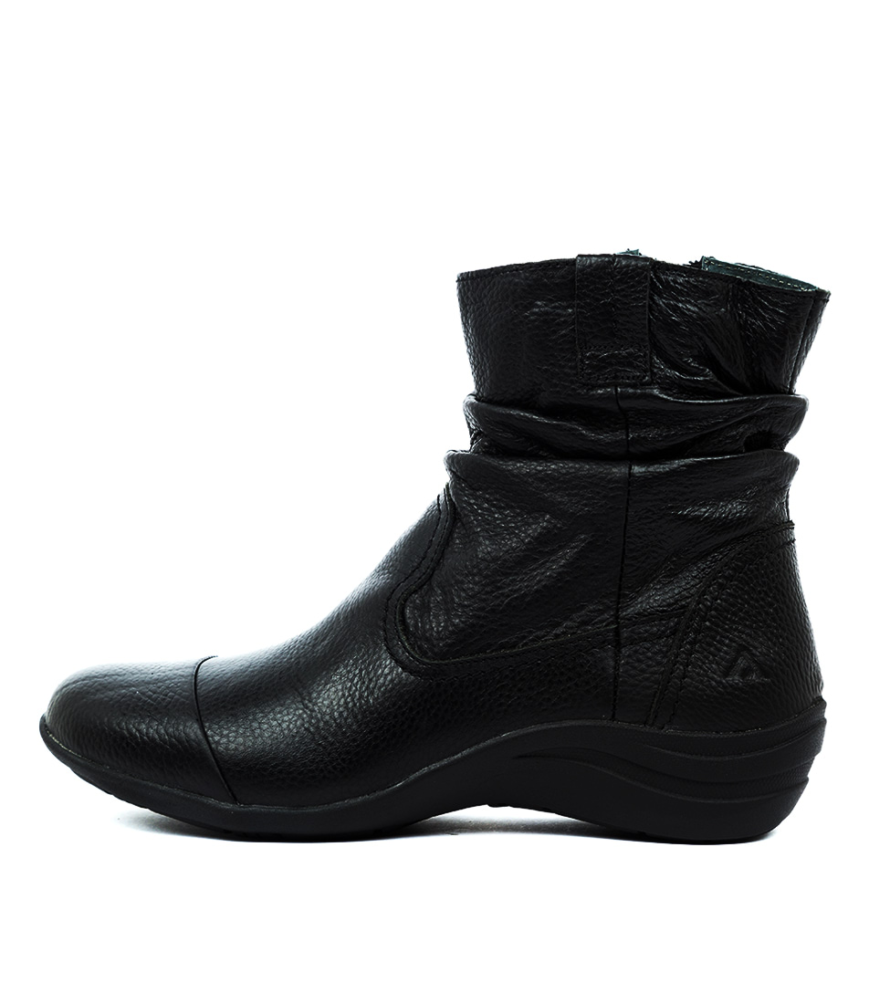 Buy Colorado Burton Cf Black Ankle Boots online with free shipping