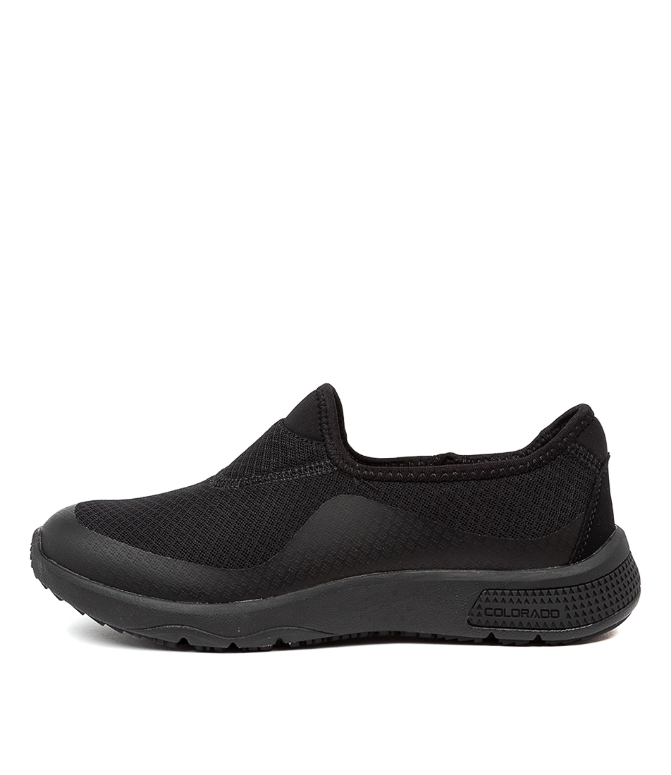Buy Colorado Diver Cf Black Flats online with free shipping