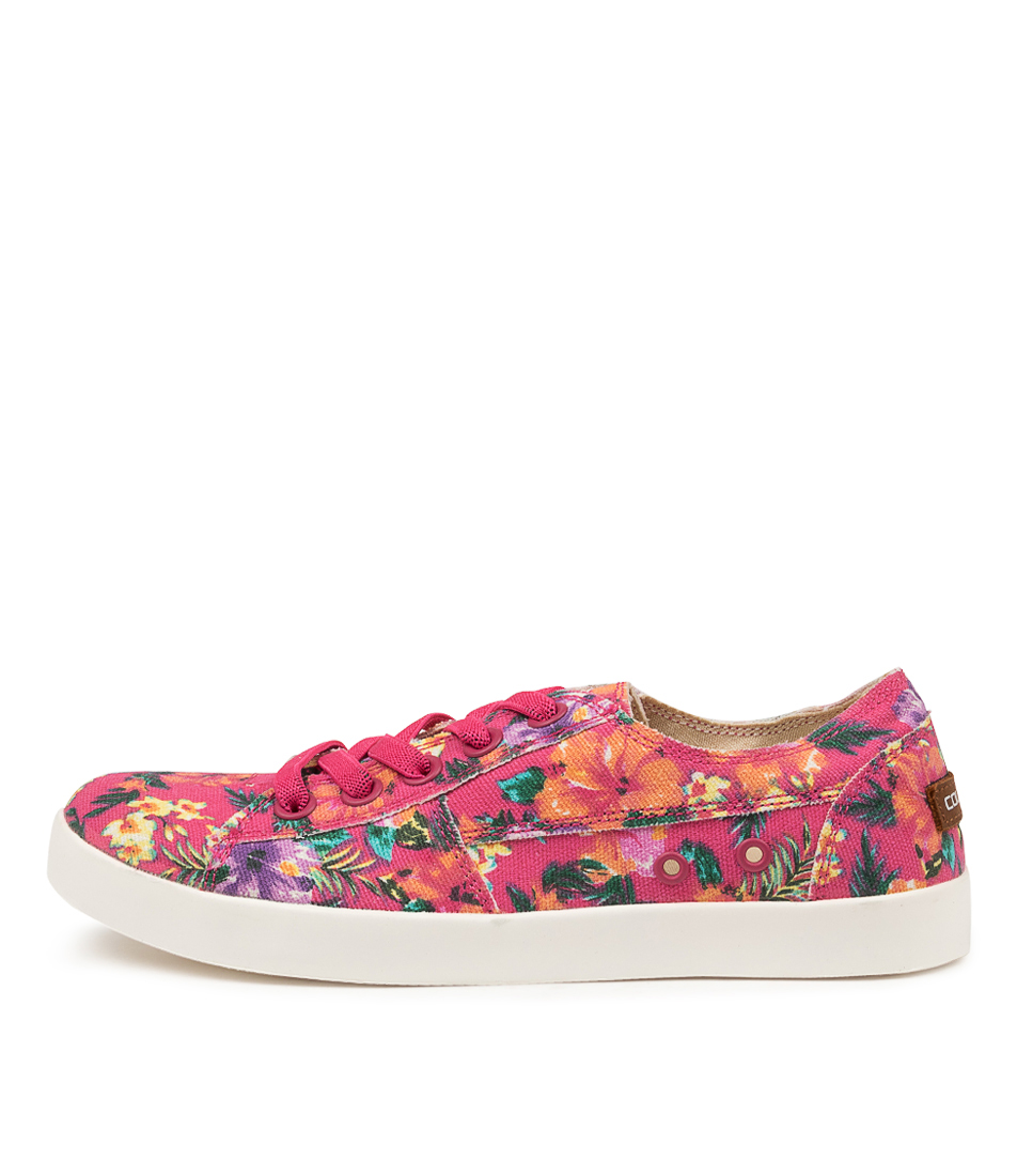 Buy Colorado Elven Cf Pink Floral Flats online with free shipping