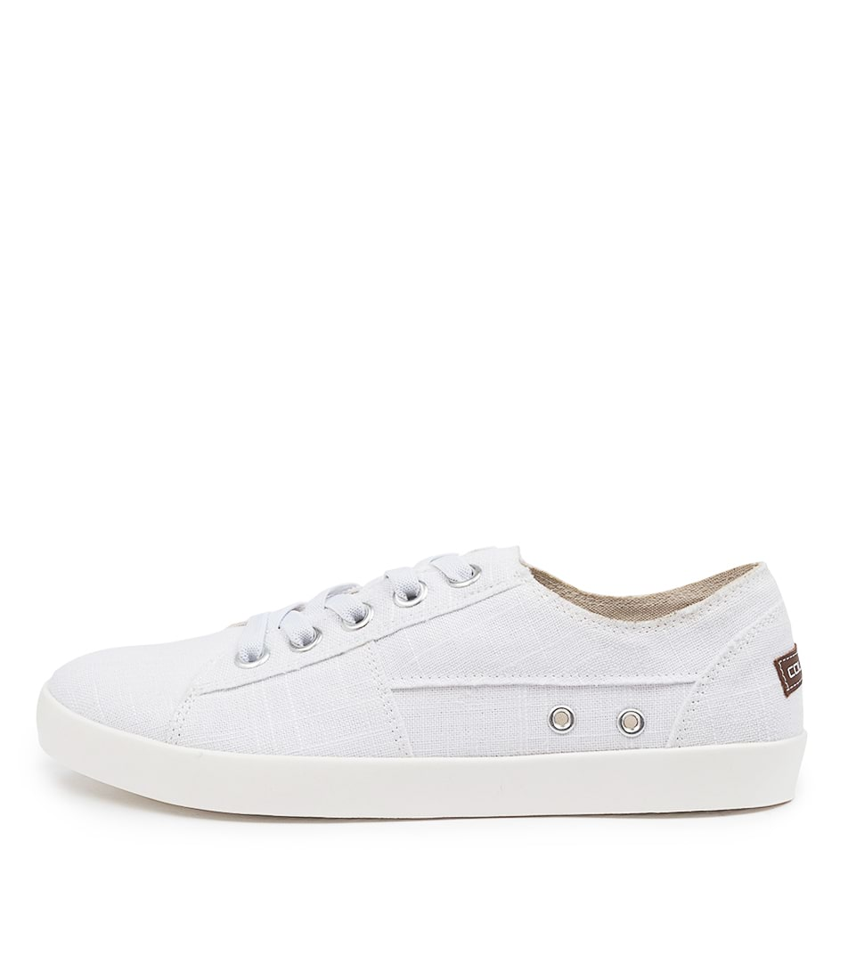 Buy Colorado Elven Cf White Flats online with free shipping