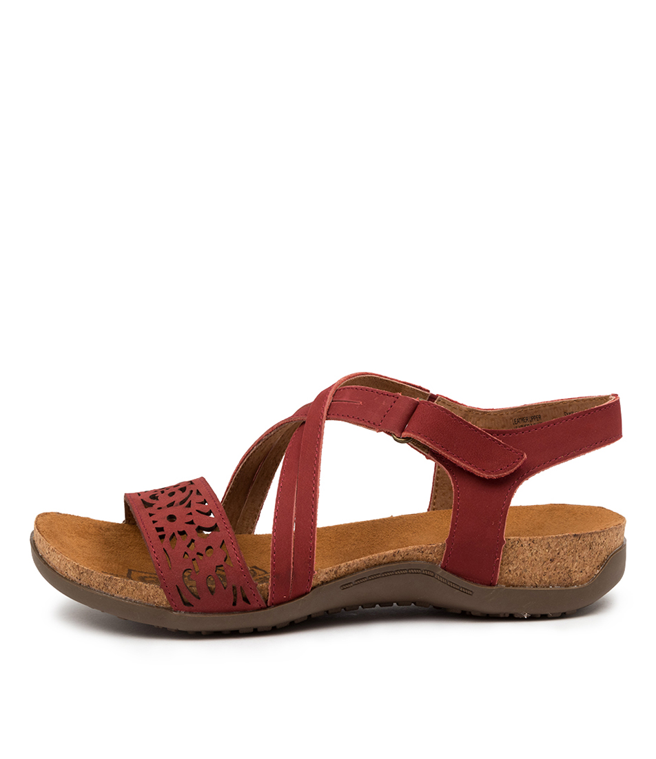 Buy Colorado Evalyn Cf Red Sandals online with free shipping