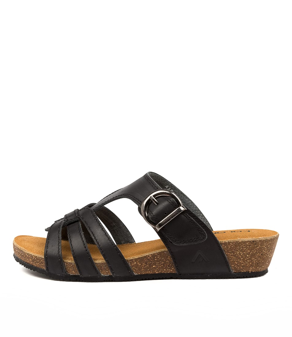 Buy Colorado Axelle Cf Black Sandals online with free shipping