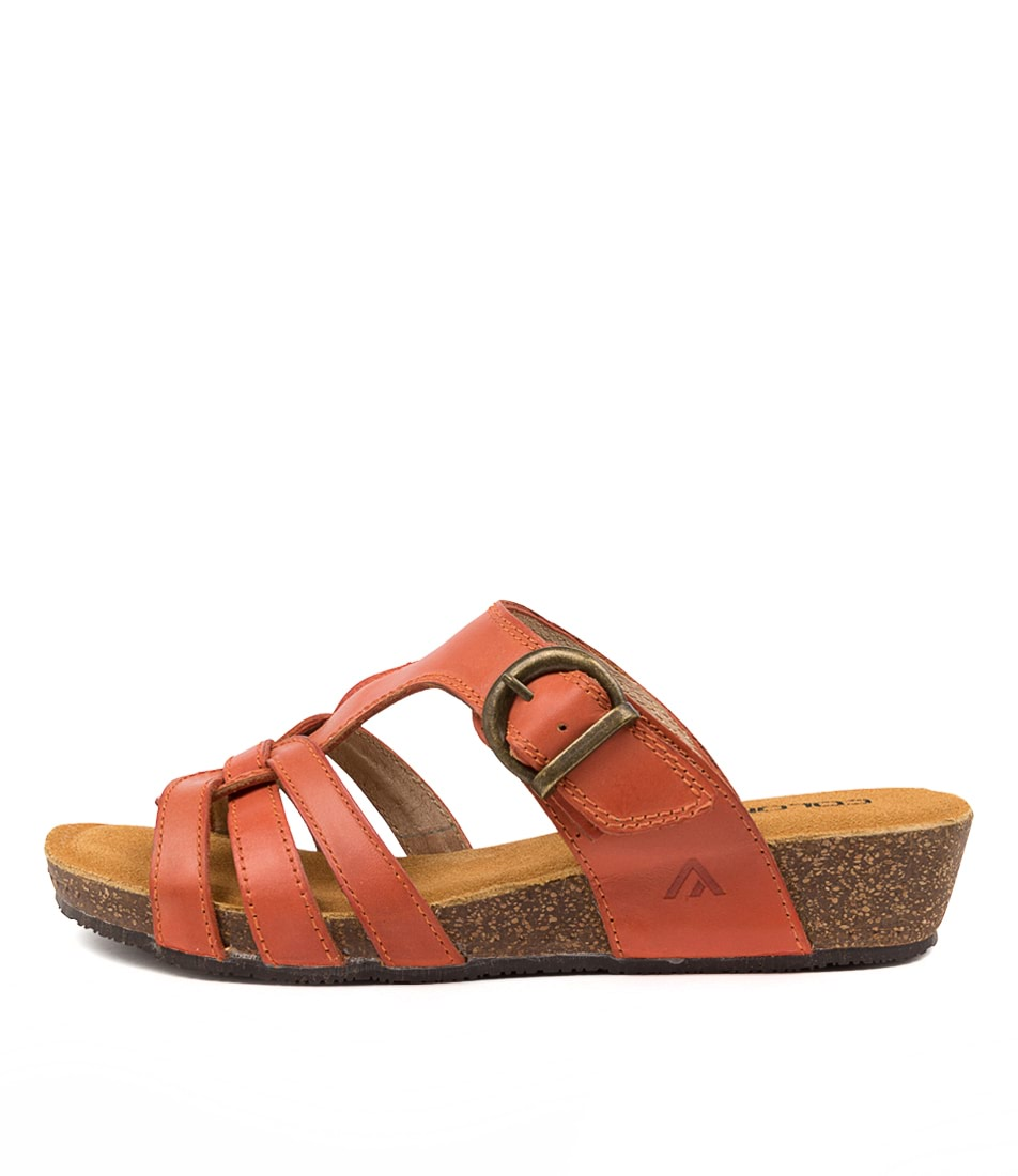 Buy Colorado Axelle Cf Orange Sandals online with free shipping