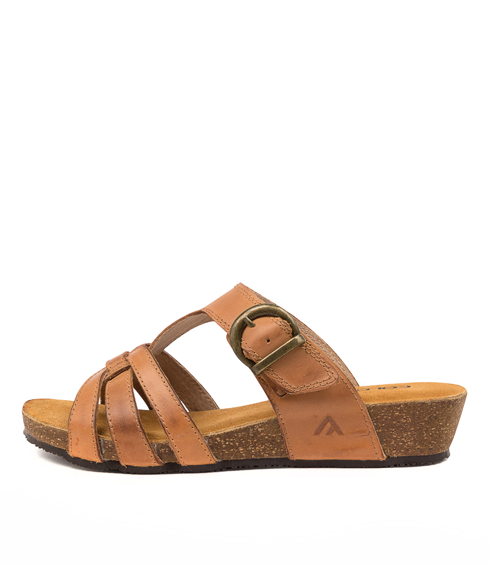 Buy Colorado Axelle Cf Tan Sandals online with free shipping
