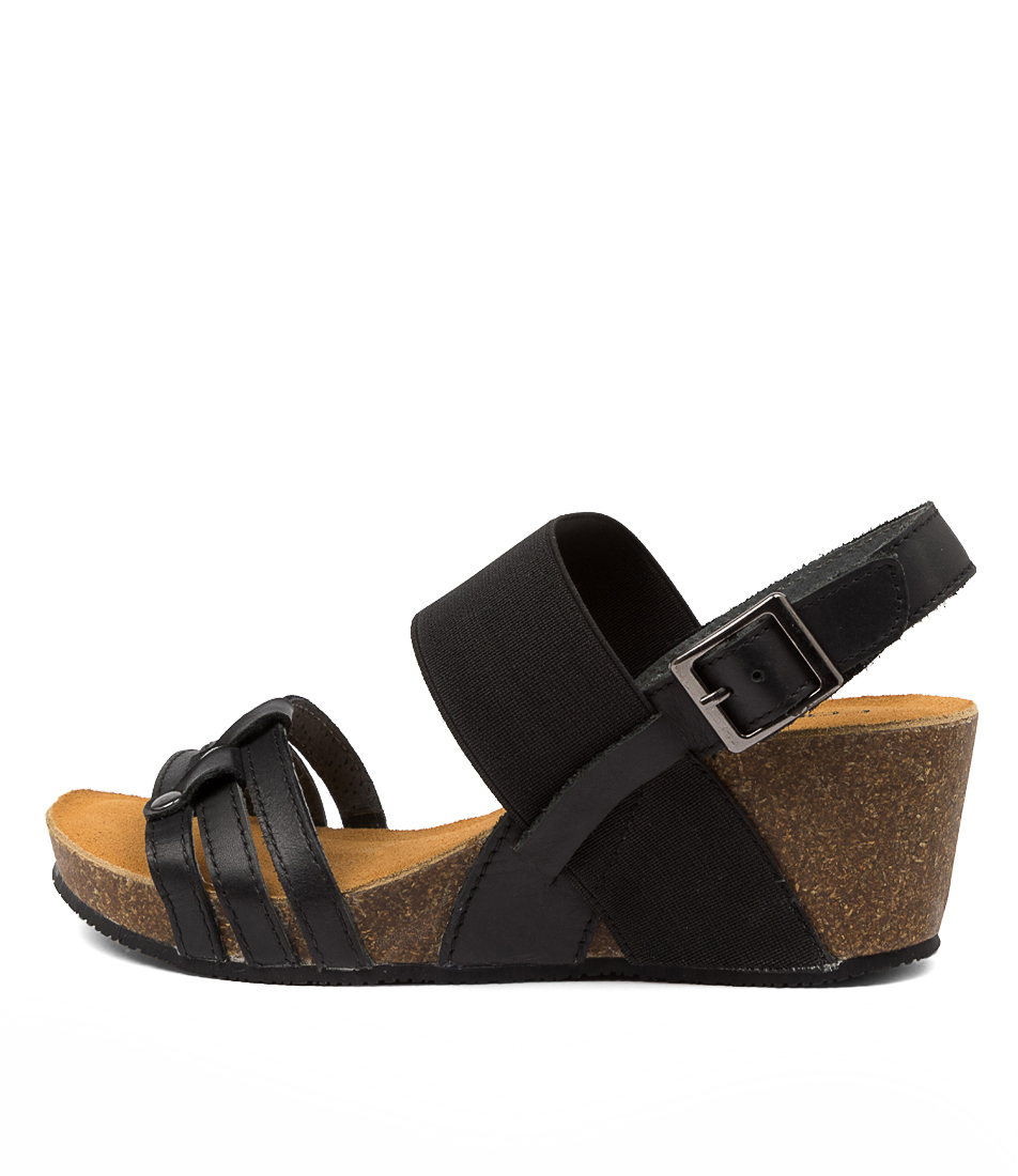 Buy Colorado Ginni Cf Black Sandals online with free shipping
