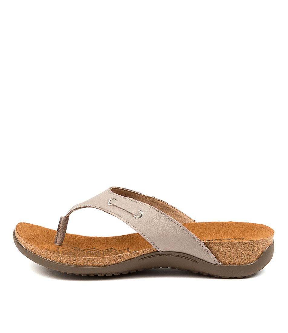Buy Colorado Embry Cf Stone Flat Sandals online with free shipping