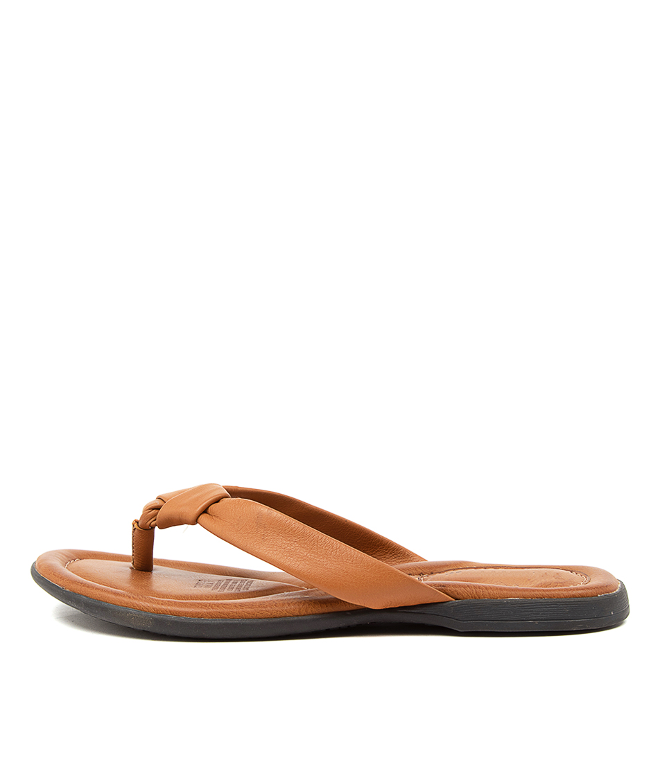 Buy Colorado Kally Cf Tan Flat Sandals online with free shipping