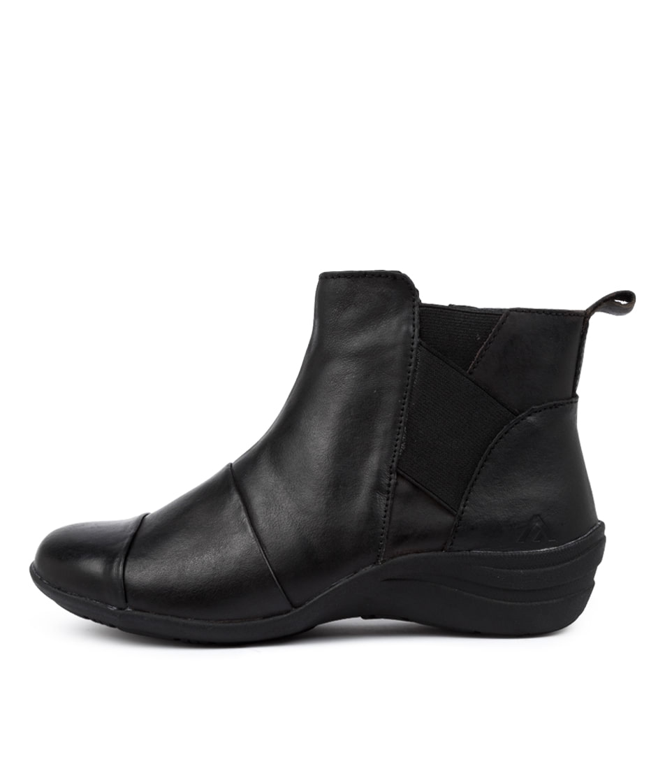 Buy Colorado Baltimore Cf Black Ankle Boots online with free shipping