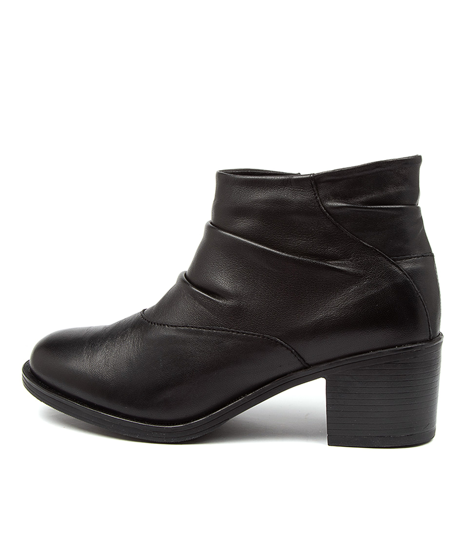 Buy Colorado Coppla Cf Black Ankle Boots online with free shipping