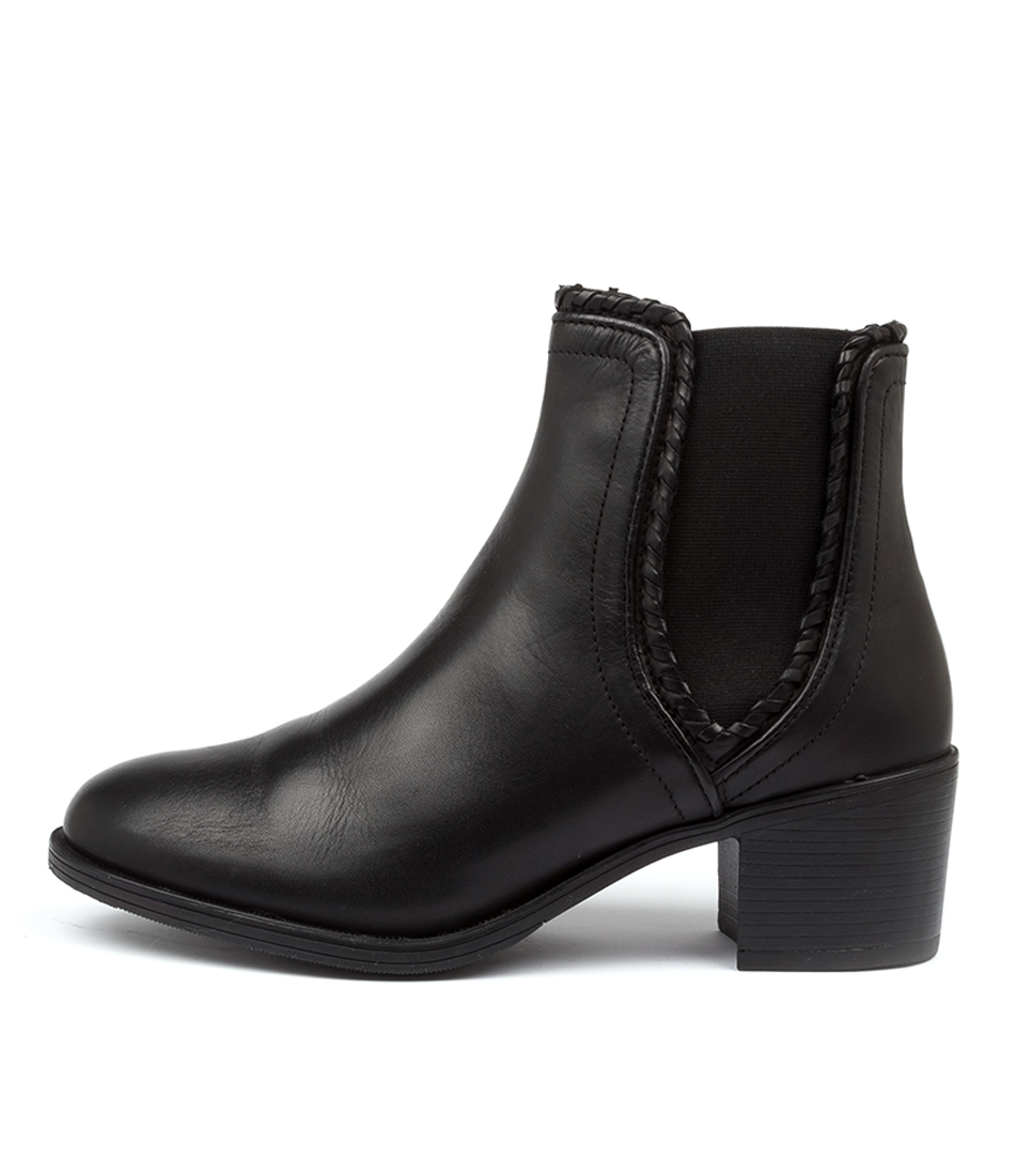 Buy Colorado Cornal Cf Black Ankle Boots online with free shipping