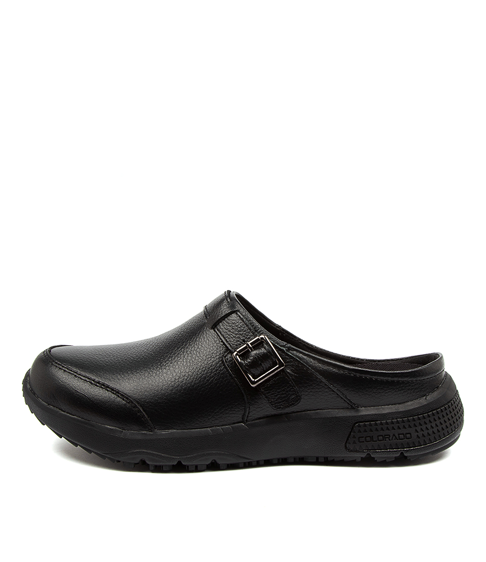Buy Colorado Dietrich Cf Black Flats online with free shipping