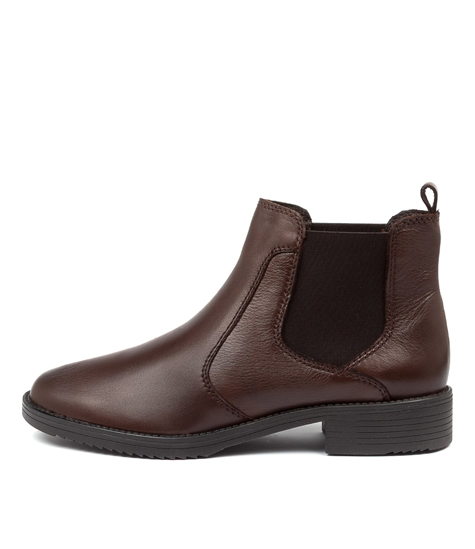 Buy Colorado Quake Cf Brown Ankle Boots online with free shipping