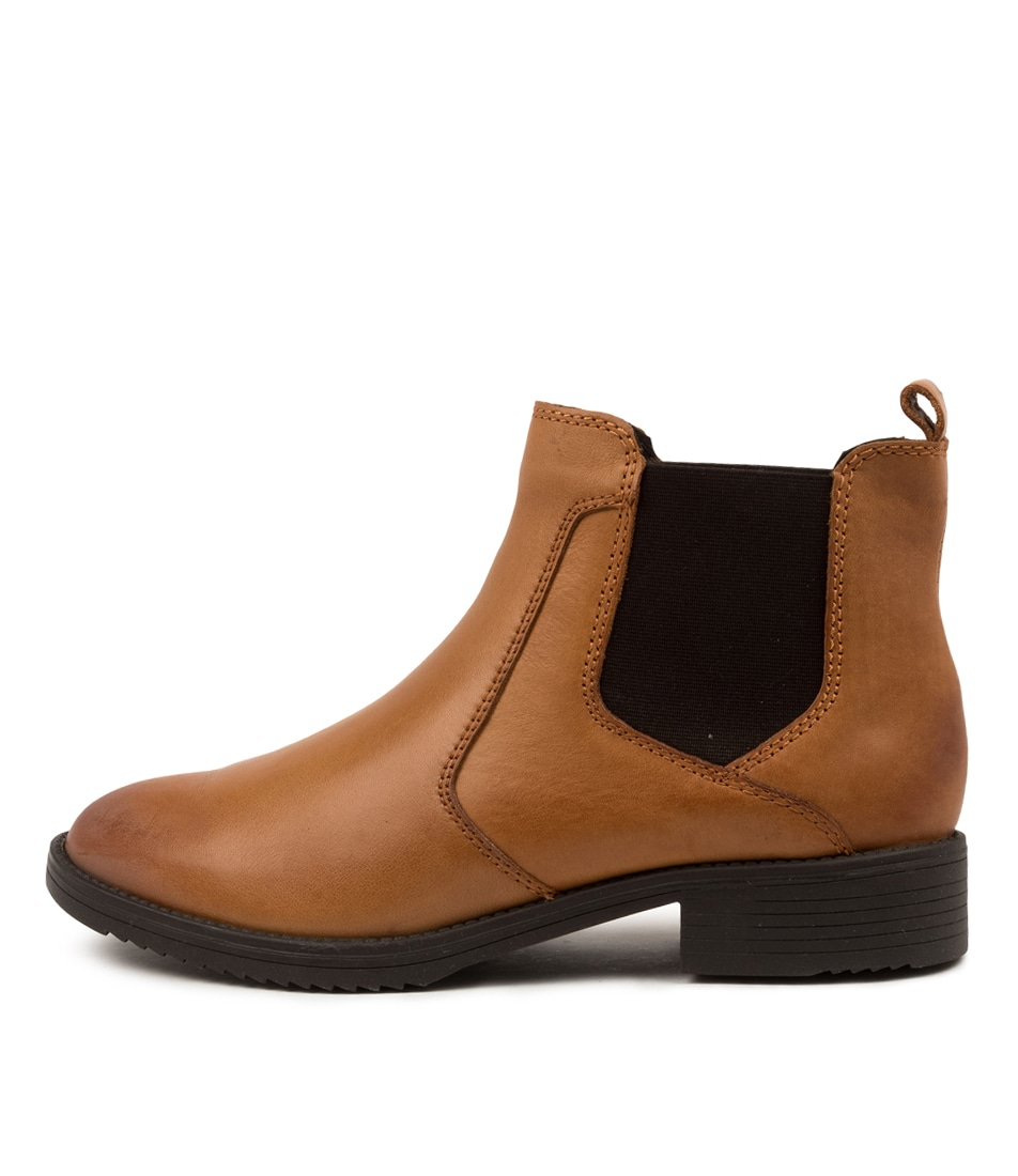 Buy Colorado Quake Cf New Tan Ankle Boots online with free shipping