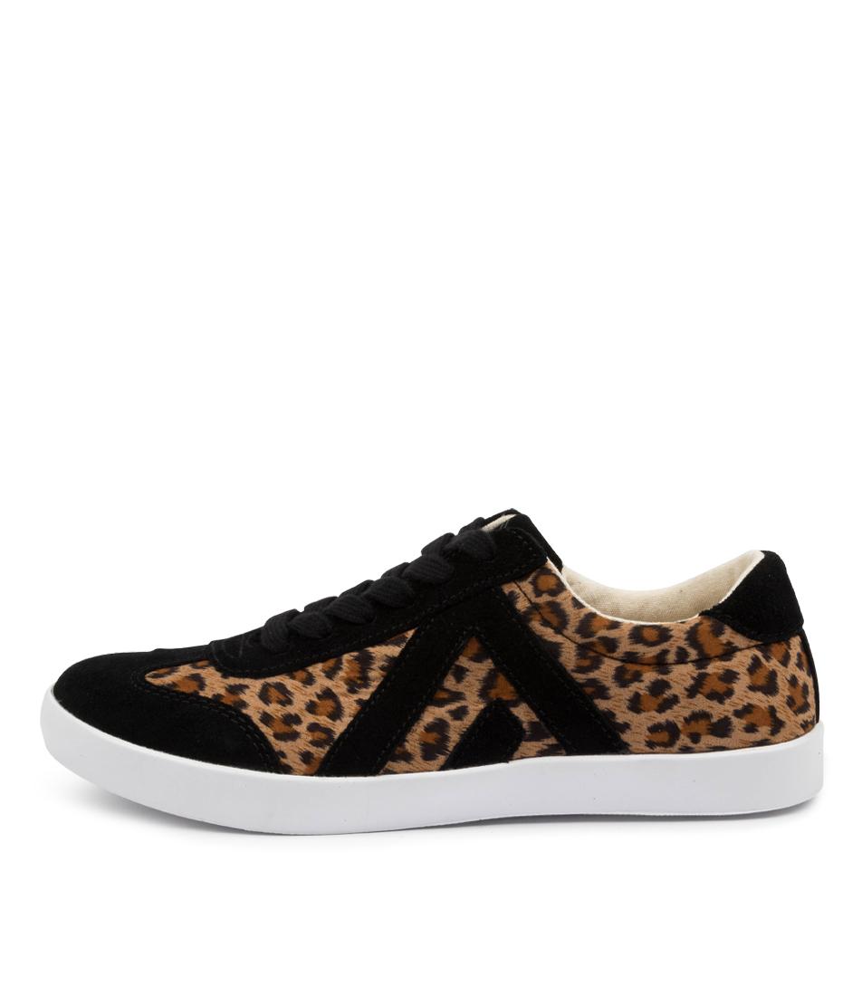 Buy Colorado Emmett Cf Leopard Black Sneakers online with free shipping