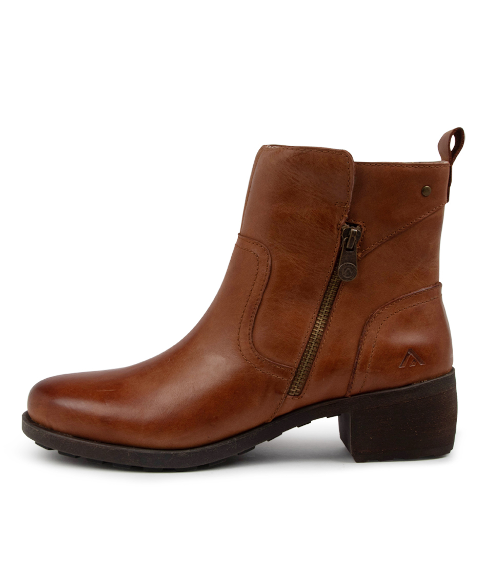 Buy Colorado Denison Cf Tan Ankle Boots online with free shipping