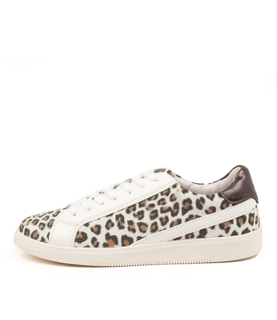 Buy Colorado Frenemy Cf White Leopard White Sneakers online with free shipping