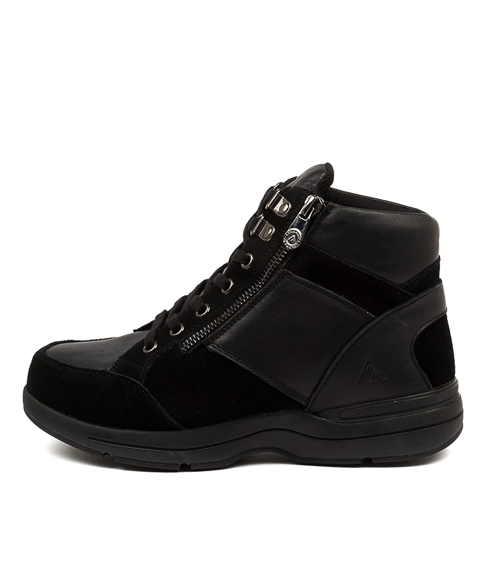 Buy Colorado Severence Cf Black Ankle Boots online with free shipping