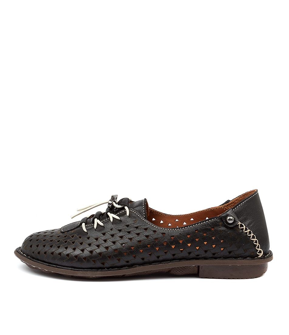 Buy Colorado Finlee Cf Black Flats online with free shipping