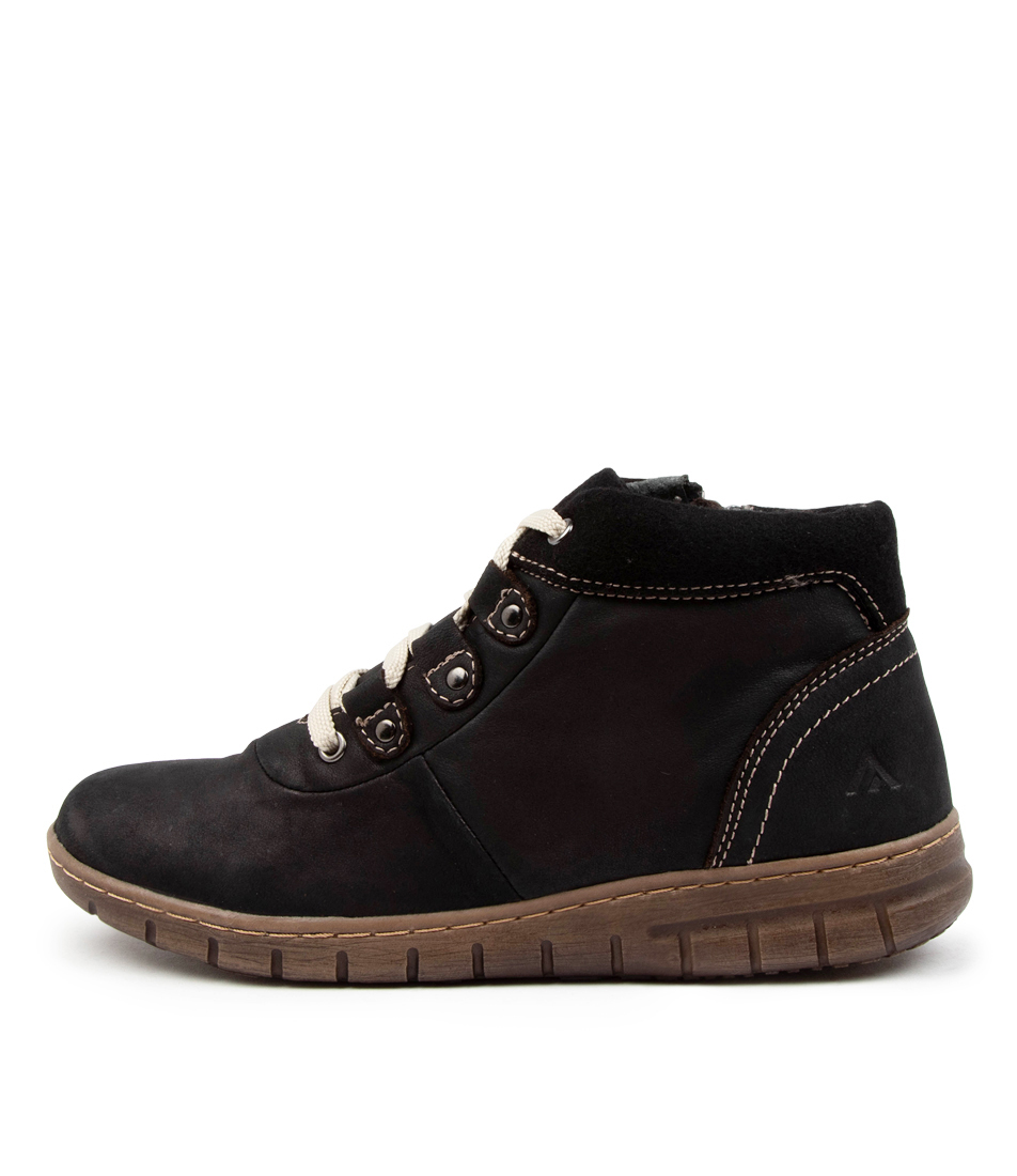 Buy Colorado Vaughn2 Cf Black Ankle Boots online with free shipping