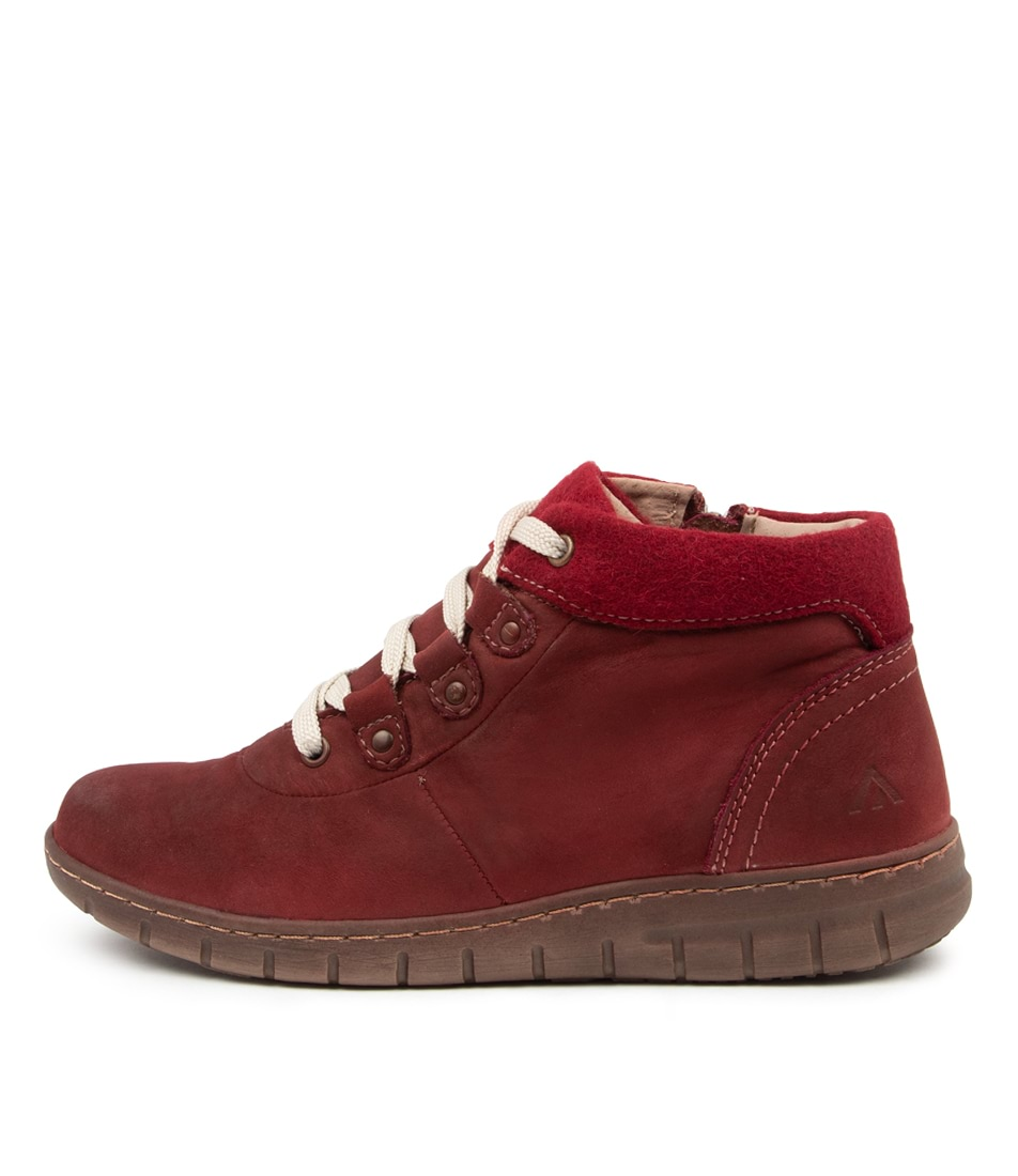 Buy Colorado Vaughn2 Cf Red Ankle Boots online with free shipping