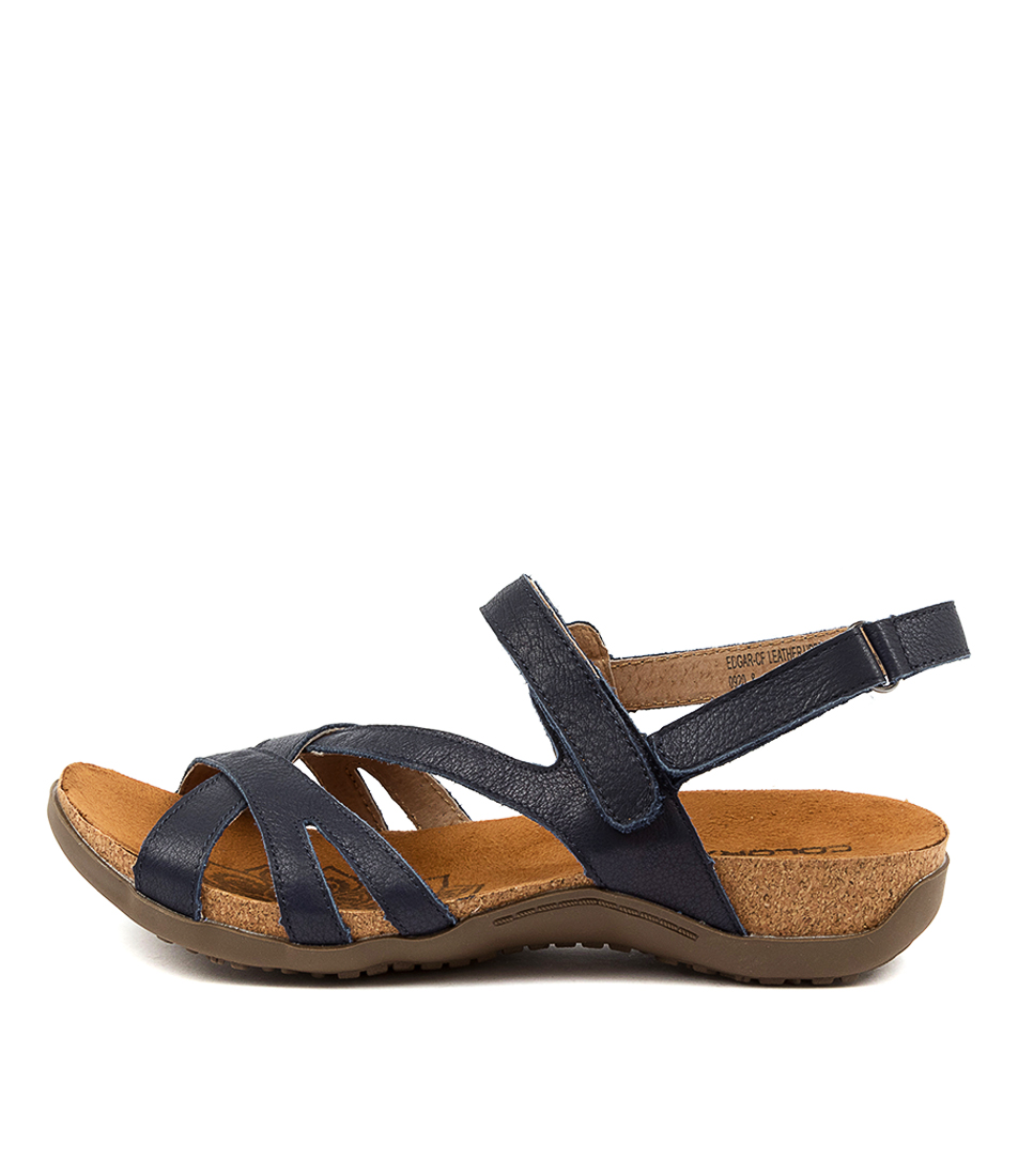 Buy Colorado Edgar Cf Navy Sandals Flat Sandals online with free shipping