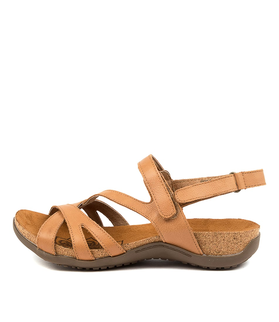 Buy Colorado Edgar Cf Tan Flat Sandals online with free shipping