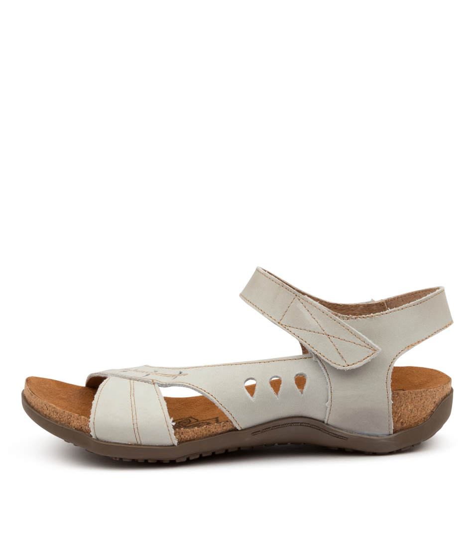 Buy Colorado Elizabet Cf Stone Sandals Flat Sandals online with free shipping
