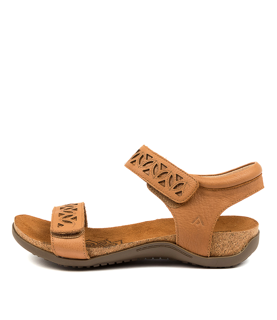 Buy Colorado Evonna Cf Dk Tan Sandals Flat Sandals online with free shipping