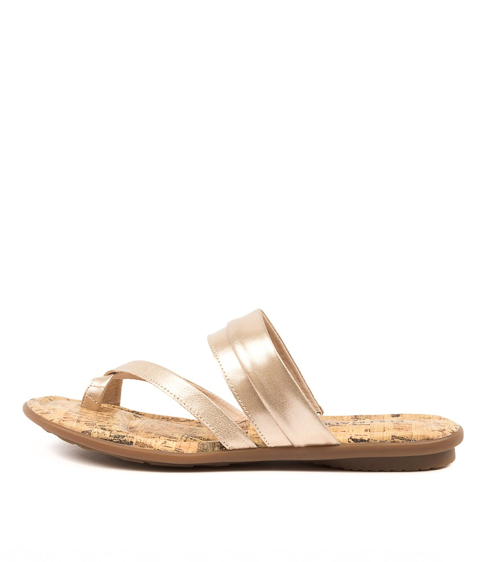 Buy Colorado Sancho Cf Platinum Flat Sandals online with free shipping
