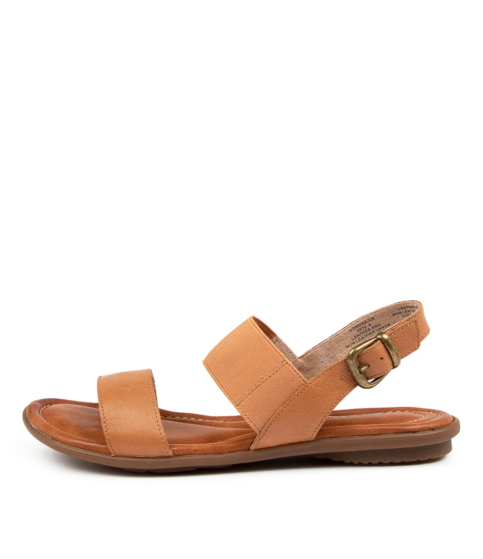 Buy Colorado Sonora Cf Dk Tan Sandals Flat Sandals online with free shipping