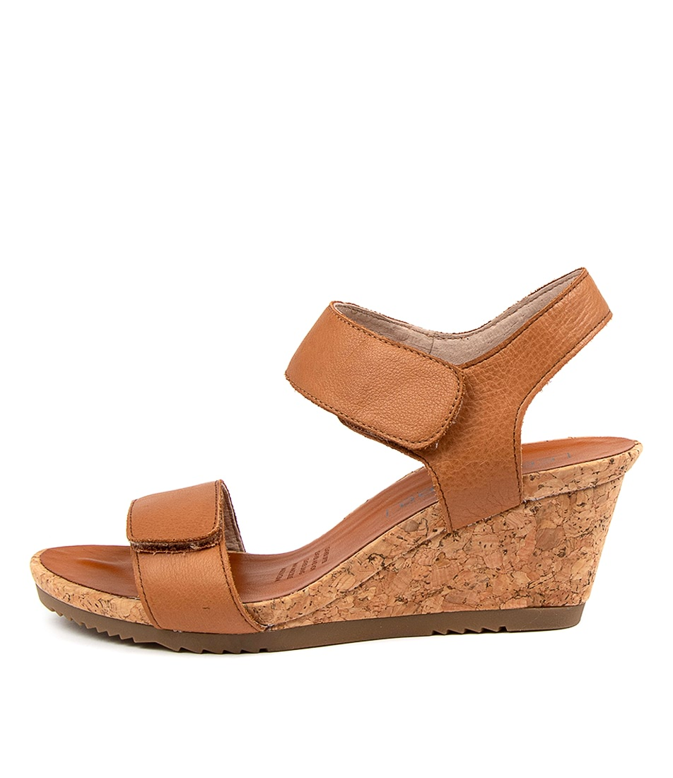 Buy Colorado Marfyn Cf Dk Tan Heeled Sandals online with free shipping