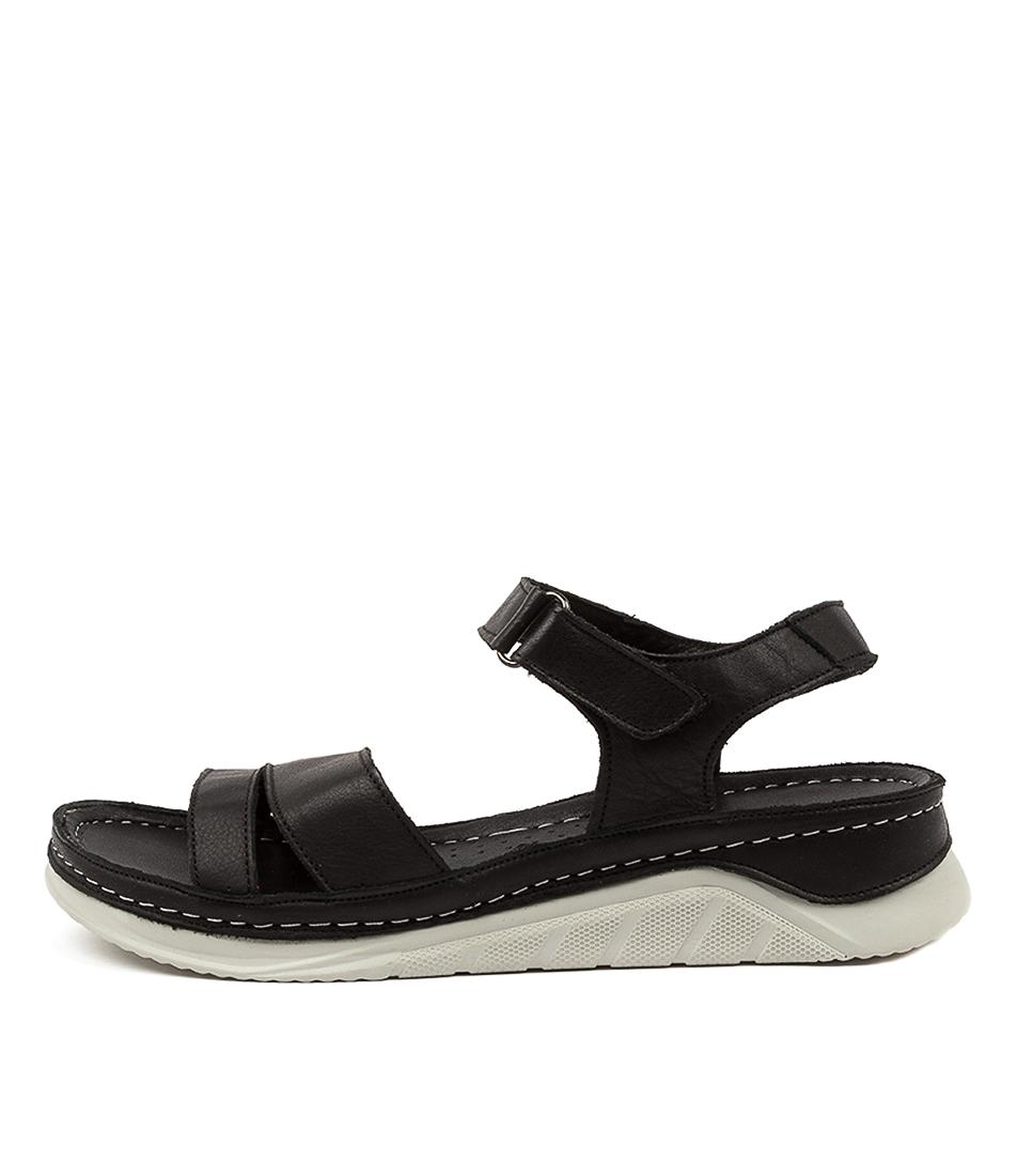 Buy Colorado Allishha Cf Black Heeled Sandals online with free shipping