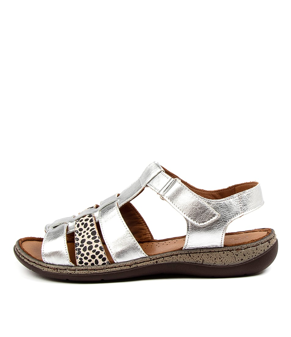 Buy Colorado Martie Cf Platinum Heeled Sandals online with free shipping
