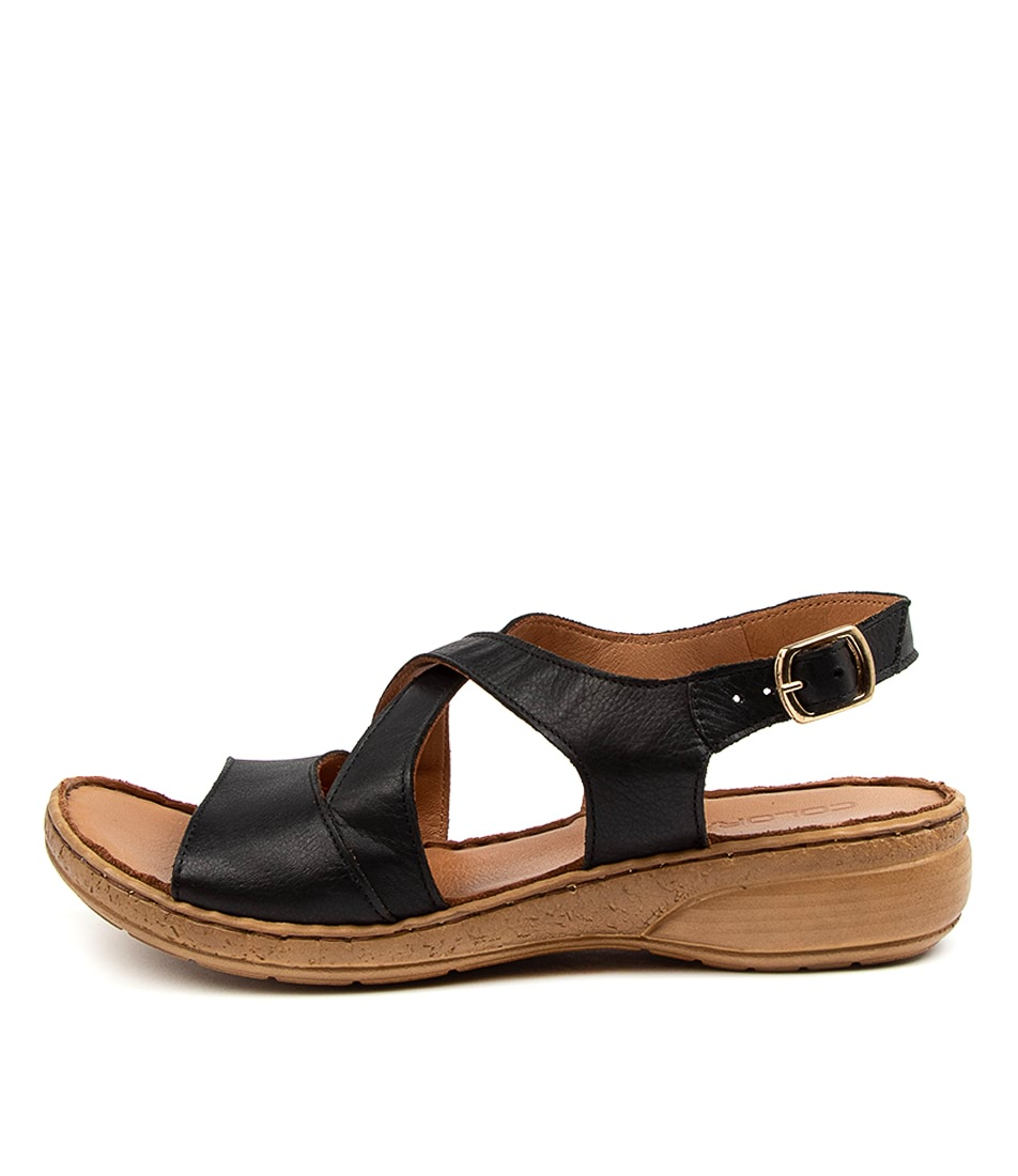Buy Colorado Tomalis Cf Black Heeled Sandals online with free shipping