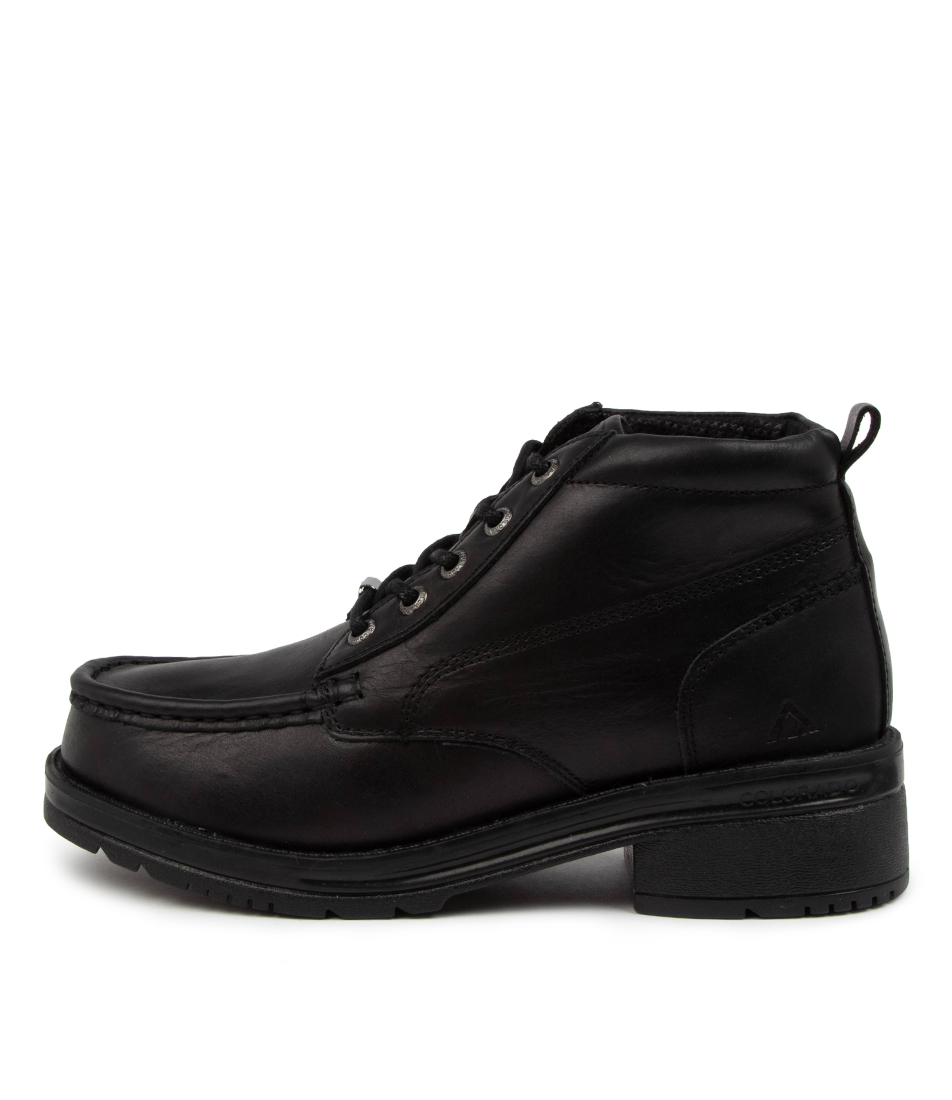 Buy Colorado Agustina Cf Black Ankle Boots online with free shipping